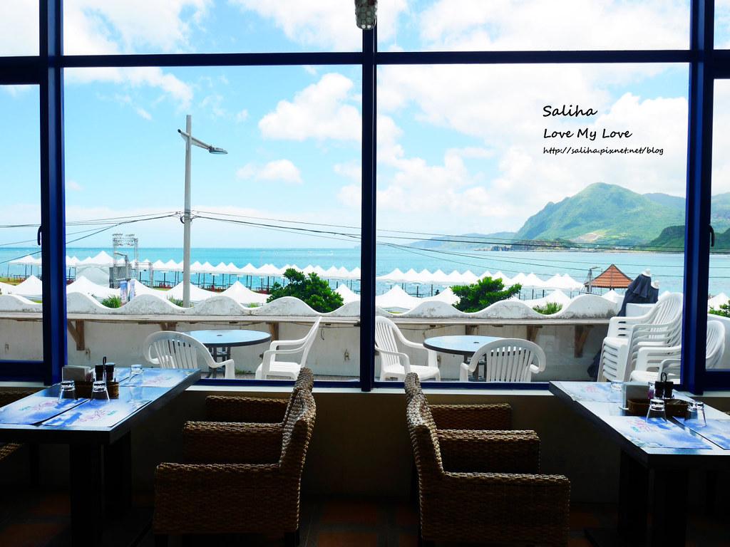 基隆八斗子潮境公園忘幽谷附近海景餐廳希臘天空景觀餐廳 (7)