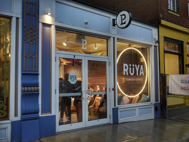 Ruya coffee popup