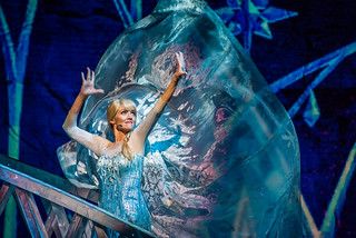 Frozen Live at the Hyperion - Disney California Adventure