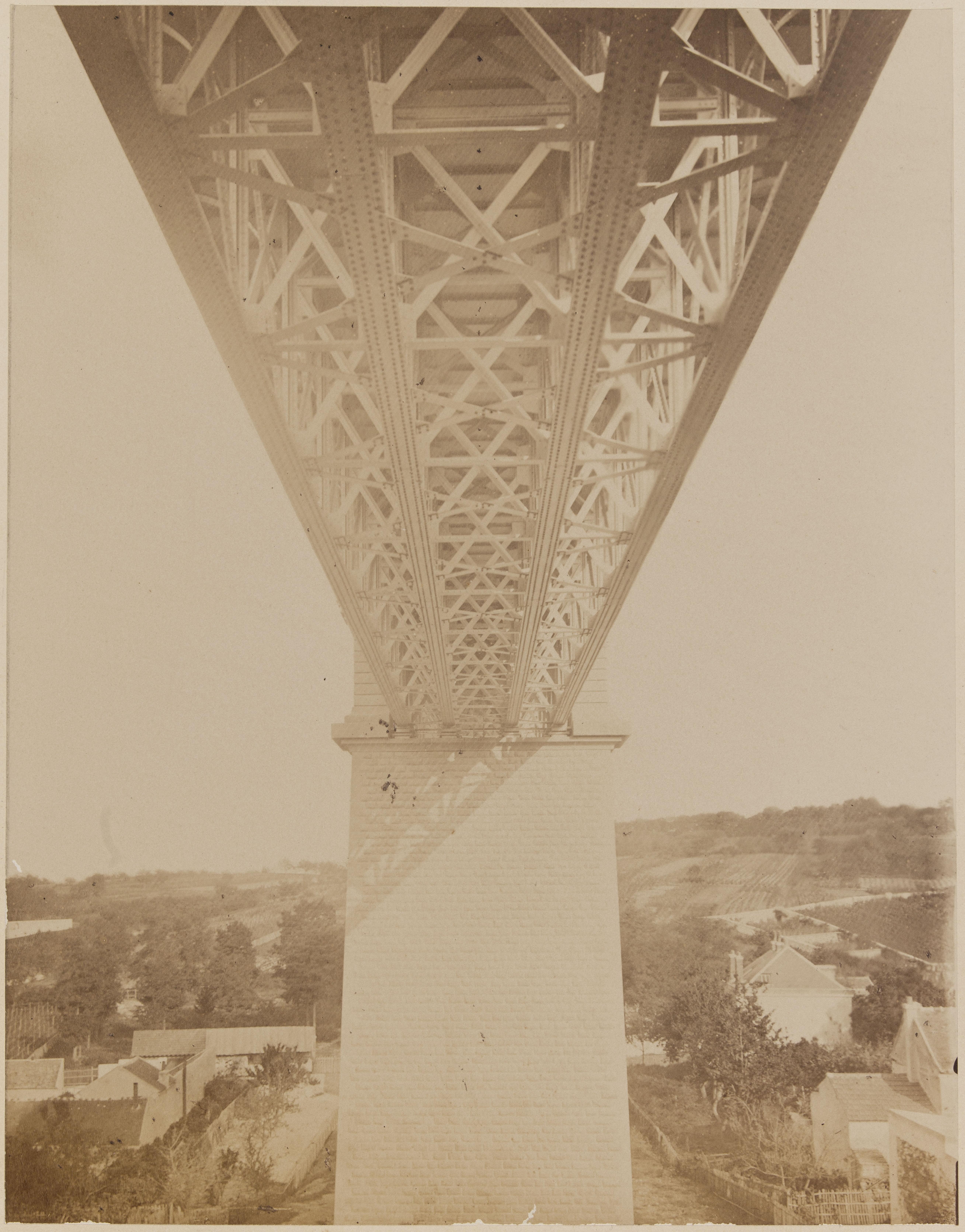 6. Виадук Марли. Под настилом моста