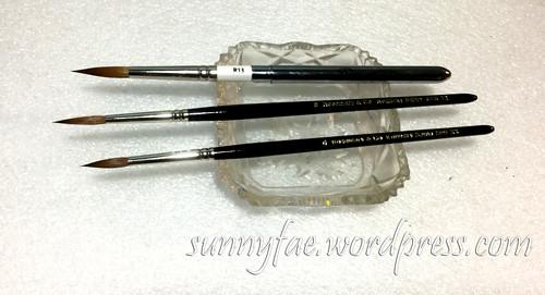 new rosemary's brushes