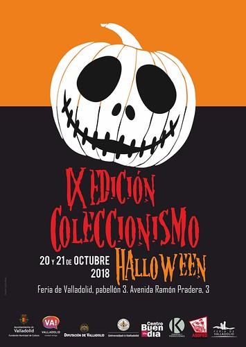 IX Edición de Coleccionismo Halloween