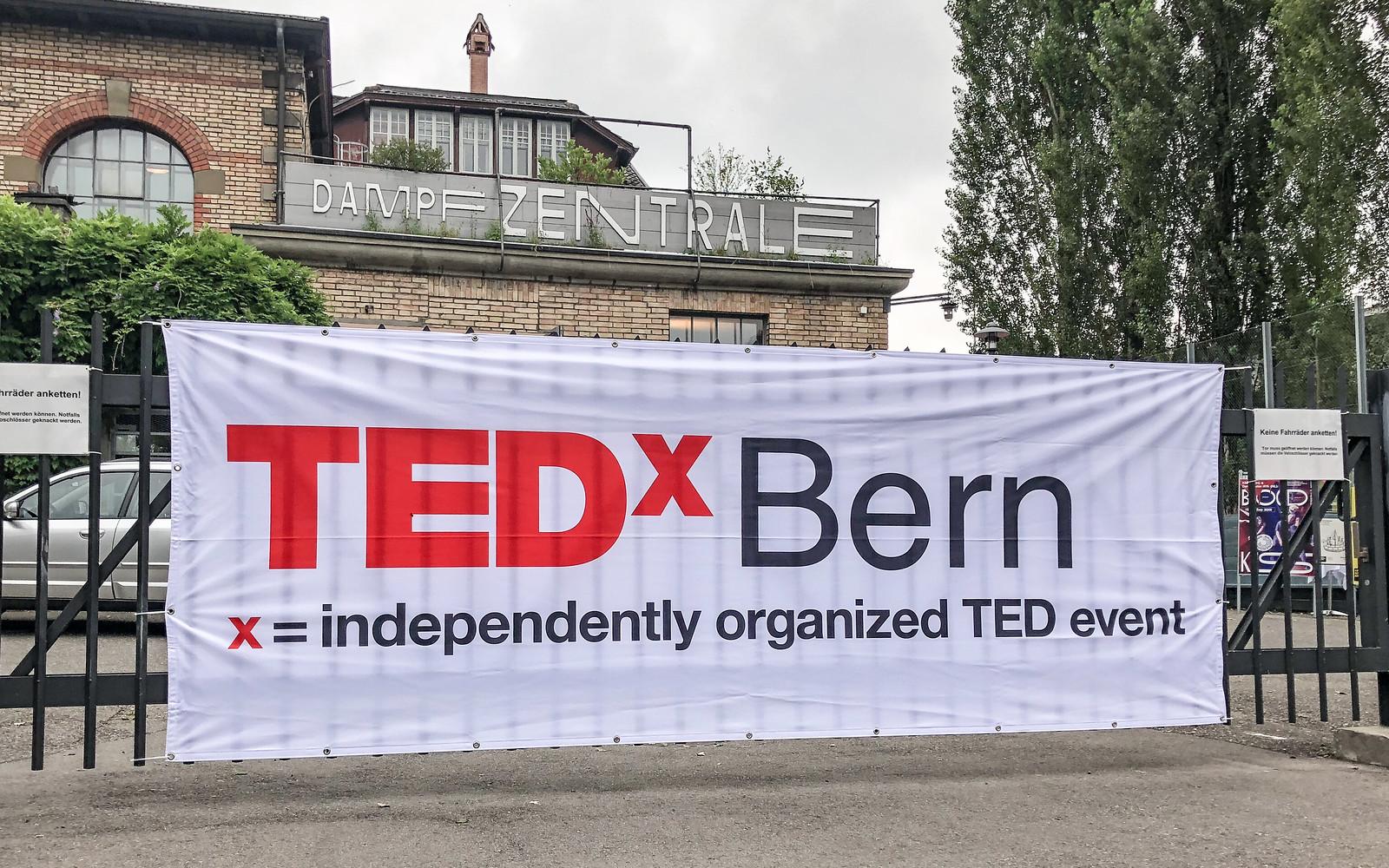 TEDx Bern 2018