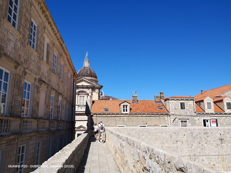 2018 Croatia Walls of Dubrovnik 13