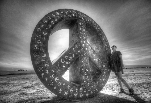 Symbolic Peace,  by Matthew Rosenblatt