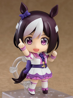Nendoroid Special Week from Pony Waifu... I mean Uma Musume Pretty Derby!