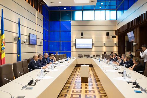 14.09.2018 Întrevederea Grupurilor parlamentare de prietenie Estonia-Moldova