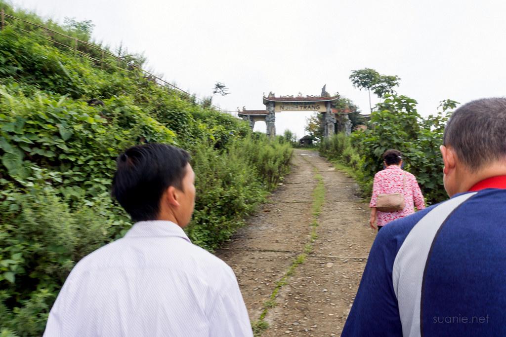 Sapa trekking - dubious guide