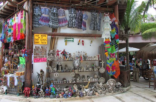 Costa Maya Shops
