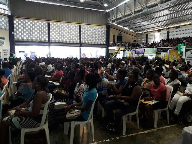 New Student Orientation 2018, UTech, Jamaica