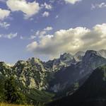 Logarska Dolina, la carretera panorámica de Solčava, Matkov kot y Robanov kot