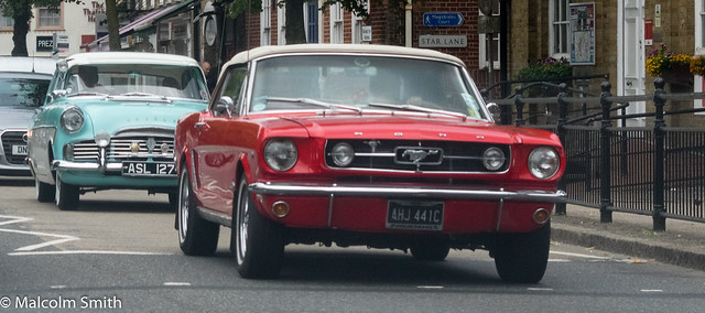 Classic Cars In Epping