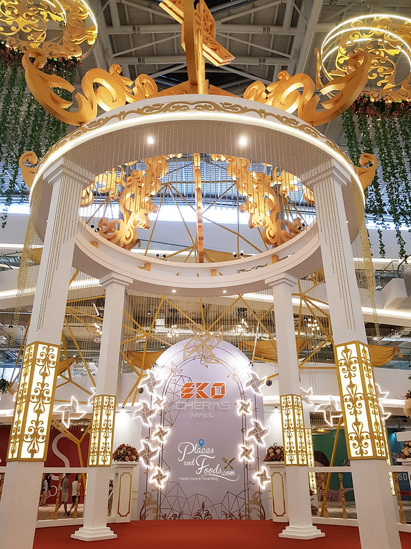 eko cheras mall decoration