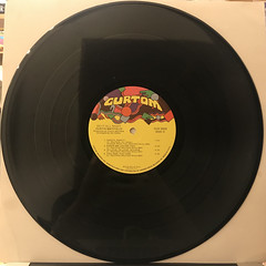 CURTIS MAYFIELD:DO IT ALL NIGHT(RECORD SIDE-B)