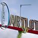 The ArtLot arrow