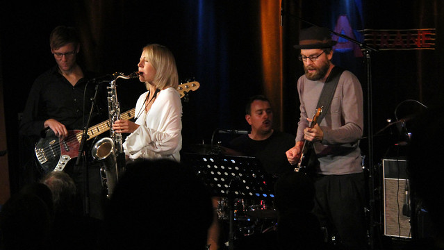 «SOUL UP THE SUMMER» STEPHANIE LOTTERMOSER - A-TRANE INTERNATIONAL JAZZ CLUB - BERLIN 23.8.18