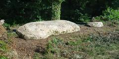 Le « Menhir des Gardes » près de Pluherlin - Morbihan - Août 2018 - 02