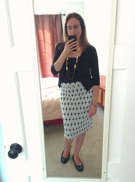Skirt again!