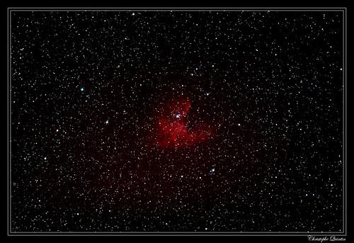 Pacman Nebula/NGC281