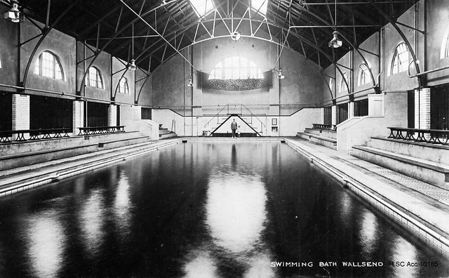 Public Baths, Wallsend