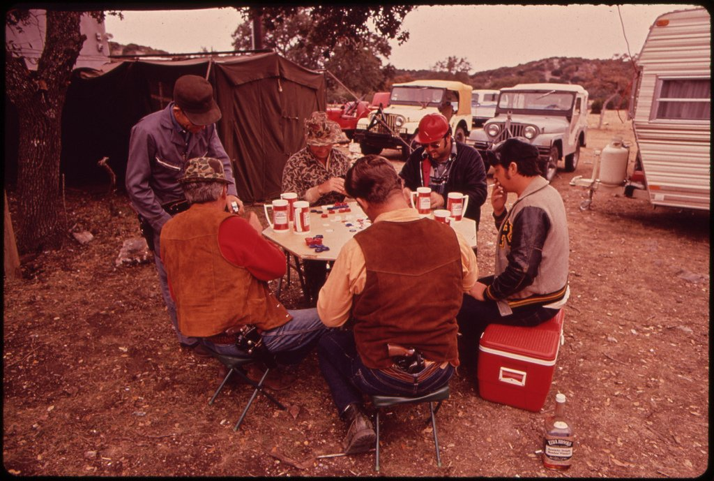 Photos of Life in Texas in the 1970s (5)