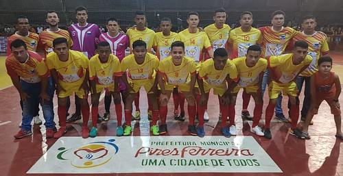 46ª Intermunicipal de Futsal (2ª fase)