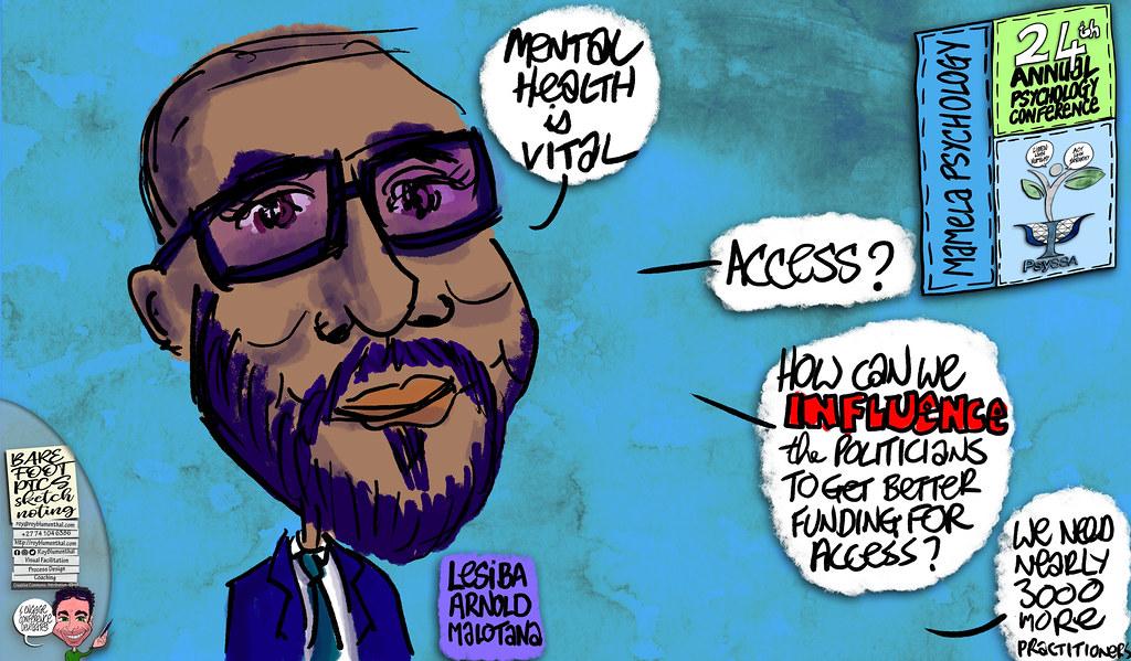PsySSA — 01 Lesiba Arnold Malotana Opening Address