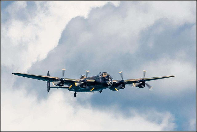 Battle of Britain Lancaster