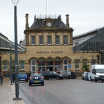 Preston - Station Forecourt 180616