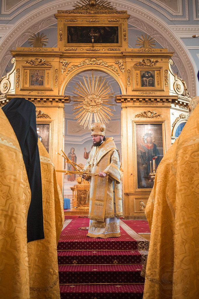 8-9 сентября 2018, Неделя 15-я по Пятидесятнице /8-9 September 2018, 15th Sunday after Pentecost