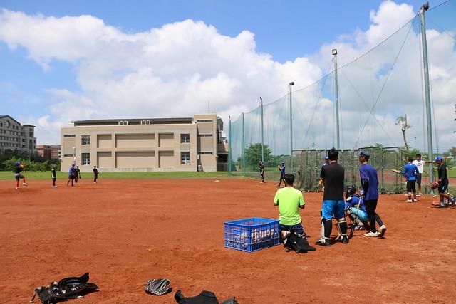 20180904棒球隊練習