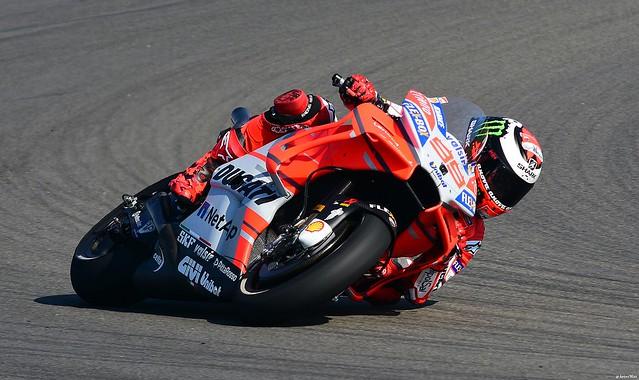 DUCATI DESMOSEDICI GP18 / Jorge Lorenzo / ESP / Ducati Team