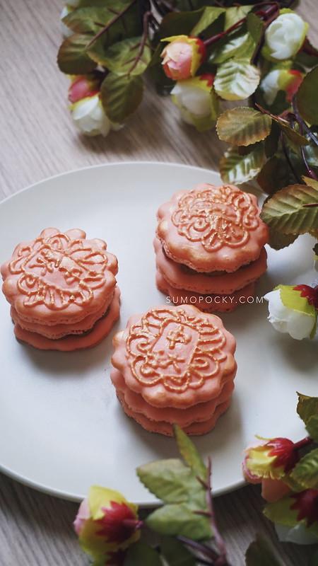 macaron mooncake recipe