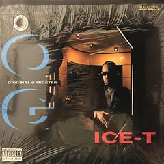ICE-T:O.G. ORIGINAL GANGSTER(JACKET A)