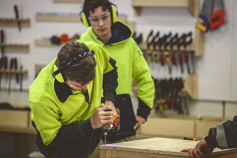Apprentice Tool Training 14.9.18