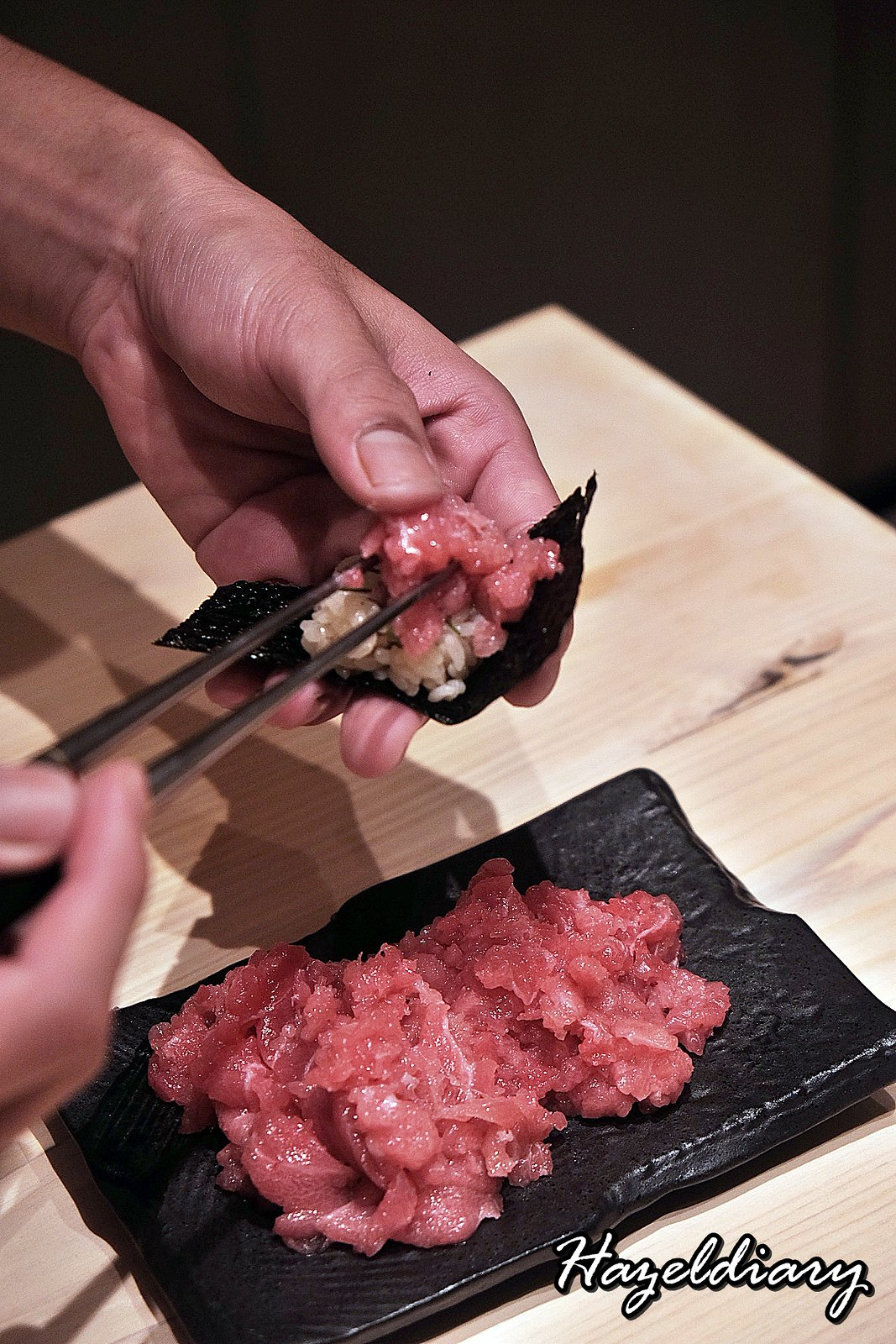 Sushi Chiharu by Tamaya Dining-Negitoro