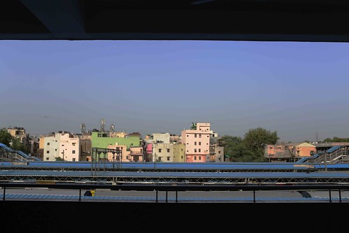 City Neighbourhood - Sarai Kale Khan, Across Hazrat Nizamuddin Railway Station
