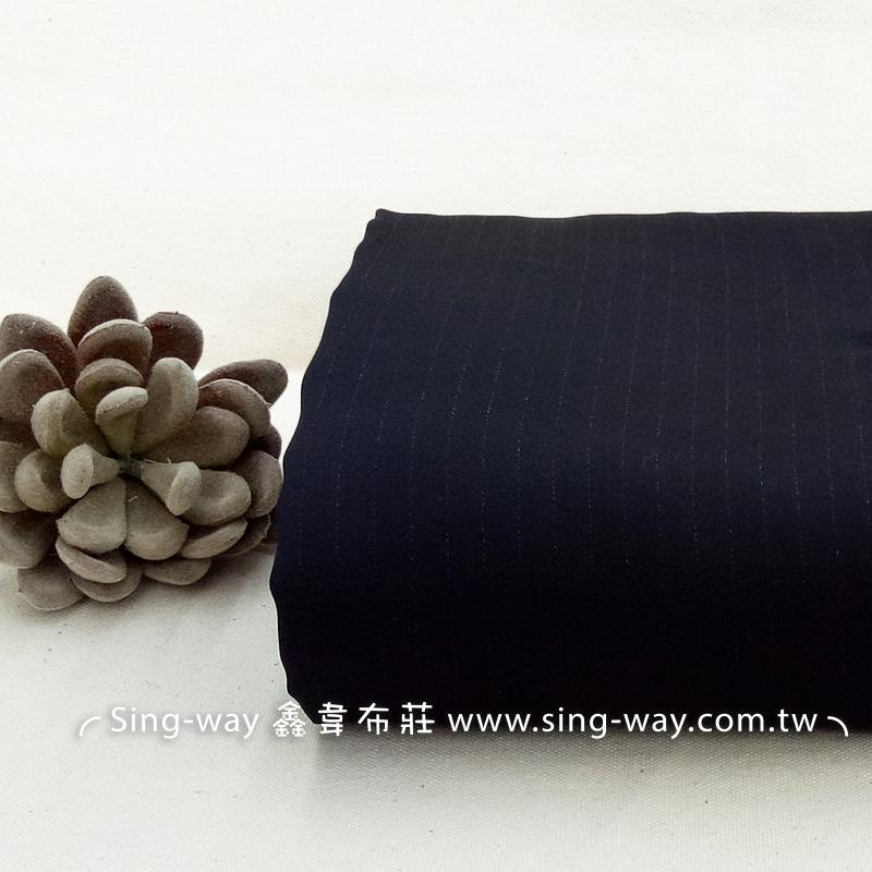 黑絲 素面 全黑 手工藝DIy拼布 服裝布料 590586