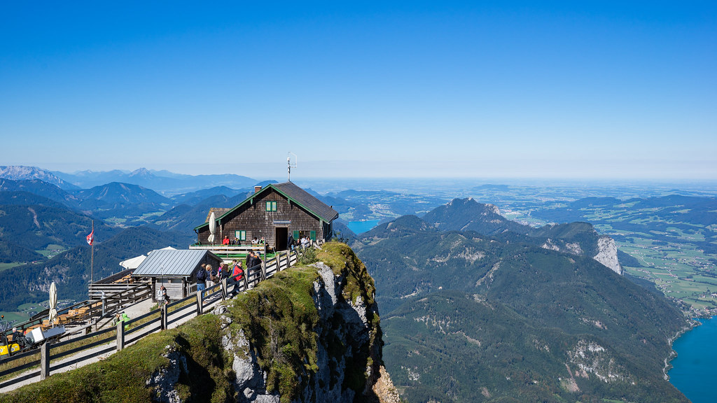 Mt. Schafberg