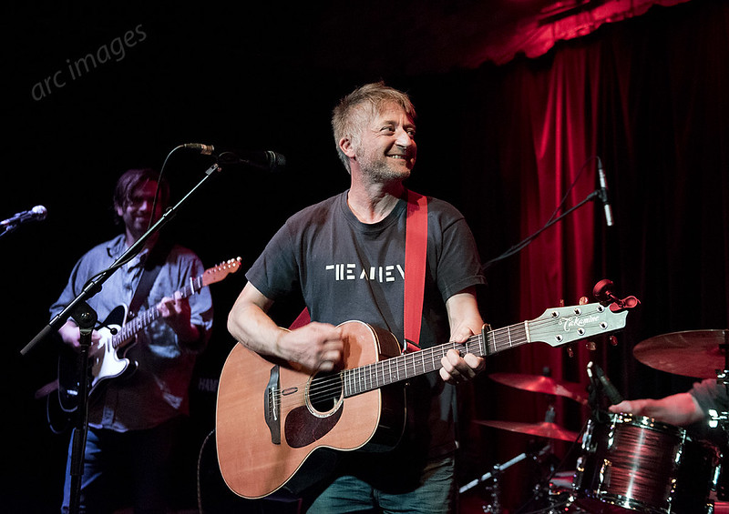 King Creosote at Trades Club Hebden Bridge