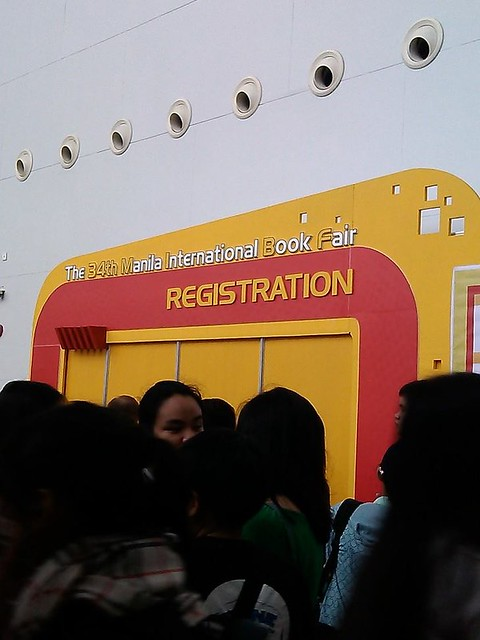 34th manila international book fair