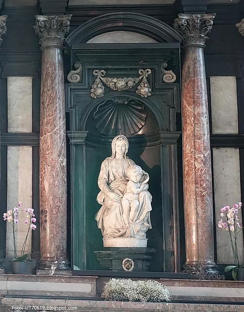 Madonna von Michelangelo Liebfrauenkirche