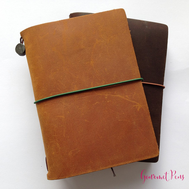 Midori Traveler's Notebook Leather Journal Covers 9