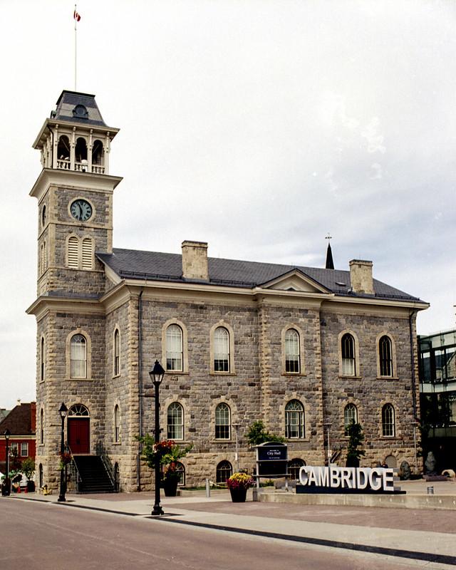 Galt Town Hall_