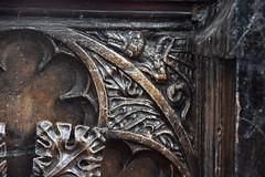 spandrel: dragon (15th Century)