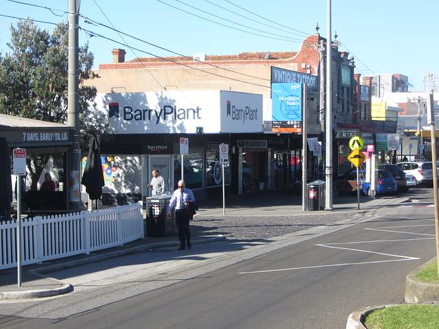 Mordialloc Main Street, Melbourne, Canon POWERSHOT SX220 HS