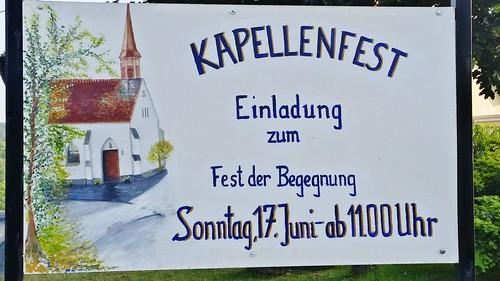 Kapellenfest 2018