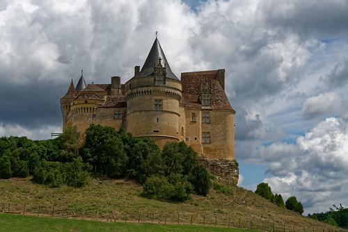 Château de Bannes - Beaumont du Périgord - Dordogne