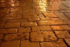 Cobbled streets of Split (Hrvatska 2018)