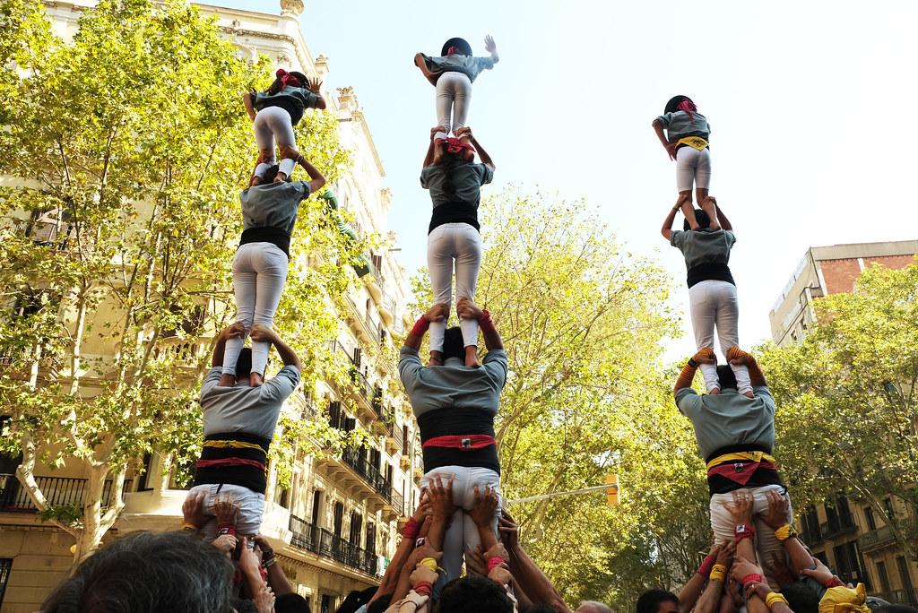 Diada, Barcelona 11 de setembre de 2018